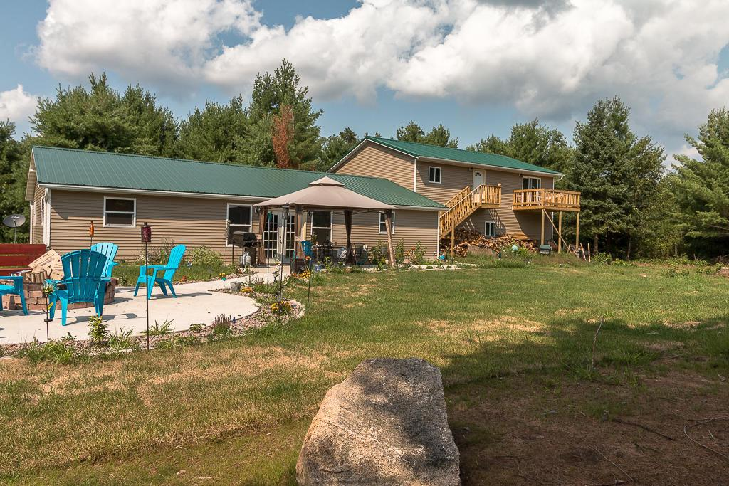 View Single-Family Home For Sale at W11229 Halhweg #Rd, Athelstane, WI