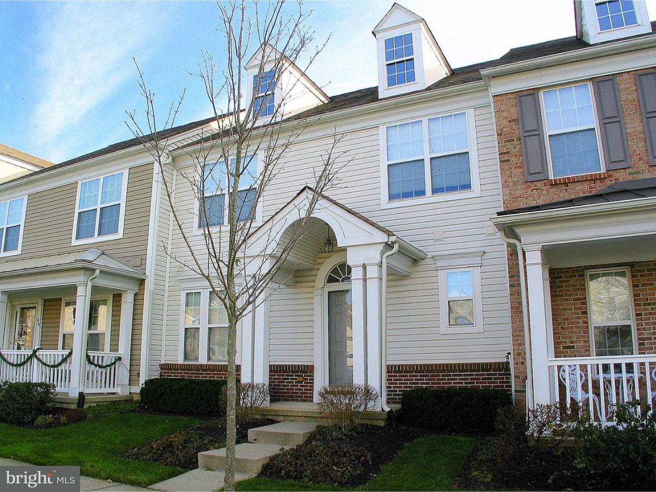 Частный односемейный дом для того Аренда на 44 BORTON Avenue Voorhees, Нью-Джерси 08043 Соединенные Штаты