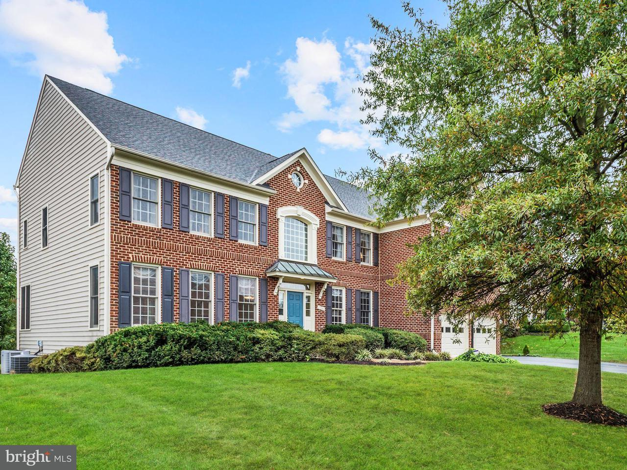 Single Family Home for Sale at 21986 HYDE PARK Drive 21986 HYDE PARK Drive Ashburn, Virginia 20147 United States