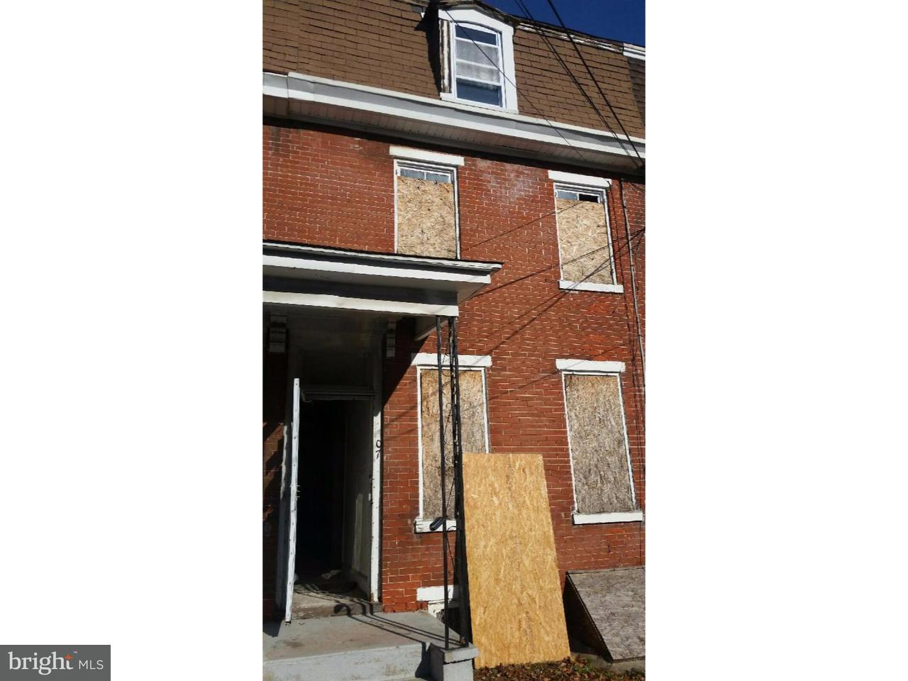 Townhouse for Rent at 307 JONES Avenue Burlington, New Jersey 08016 United States