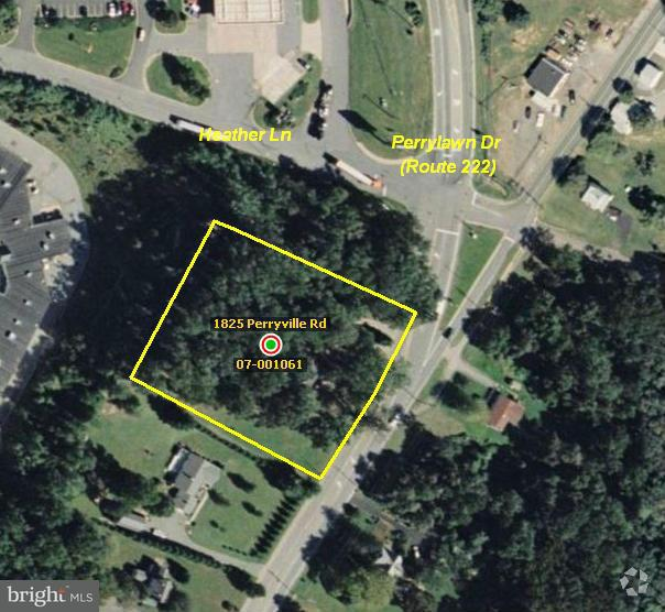 Land for Sale at 1825 PERRYVILLE Road 1825 PERRYVILLE Road Perryville, Maryland 21903 United States