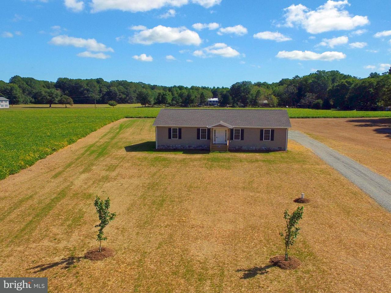 Single Family for Sale at 648 Old Glebe Point Rd Burgess, Virginia 22432 United States