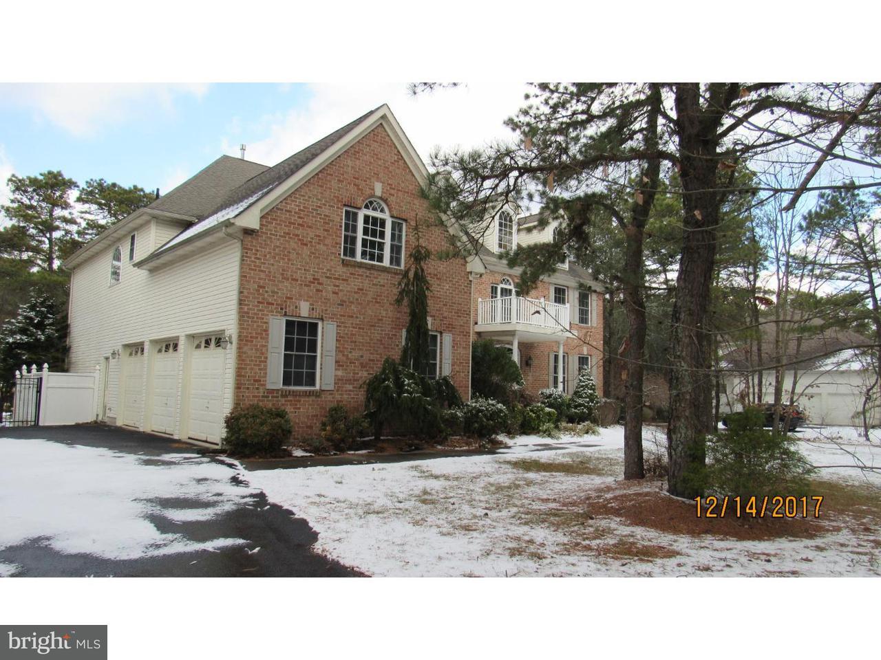 独户住宅 为 销售 在 109 JOHN JAMES AUDUBON WAY Evesham Twp, 新泽西州 08053 美国