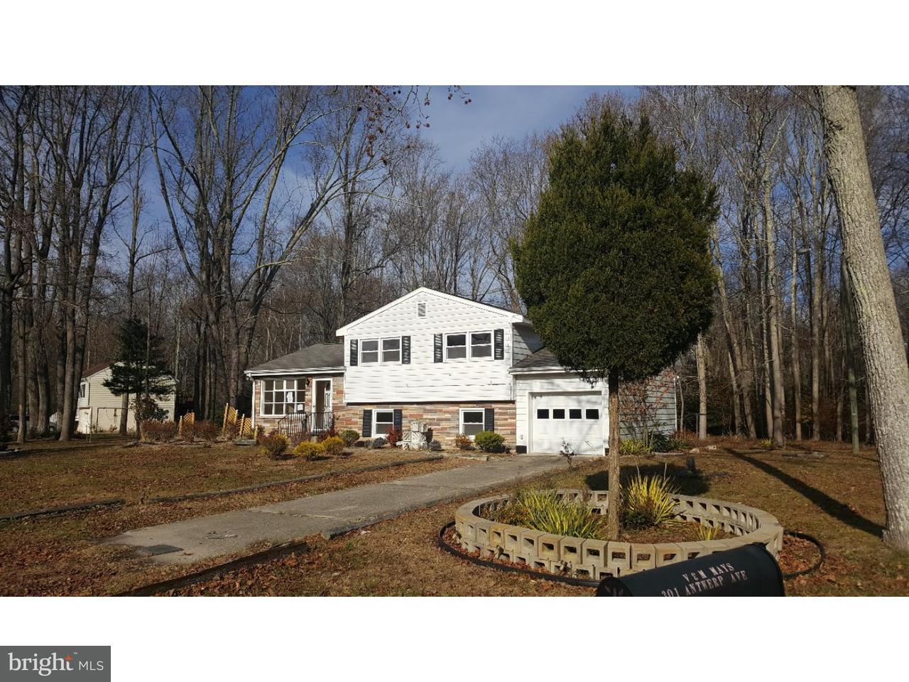 Casa Unifamiliar por un Venta en 301 ANTWERP Avenue Egg Harbor City, Nueva Jersey 08215 Estados Unidos