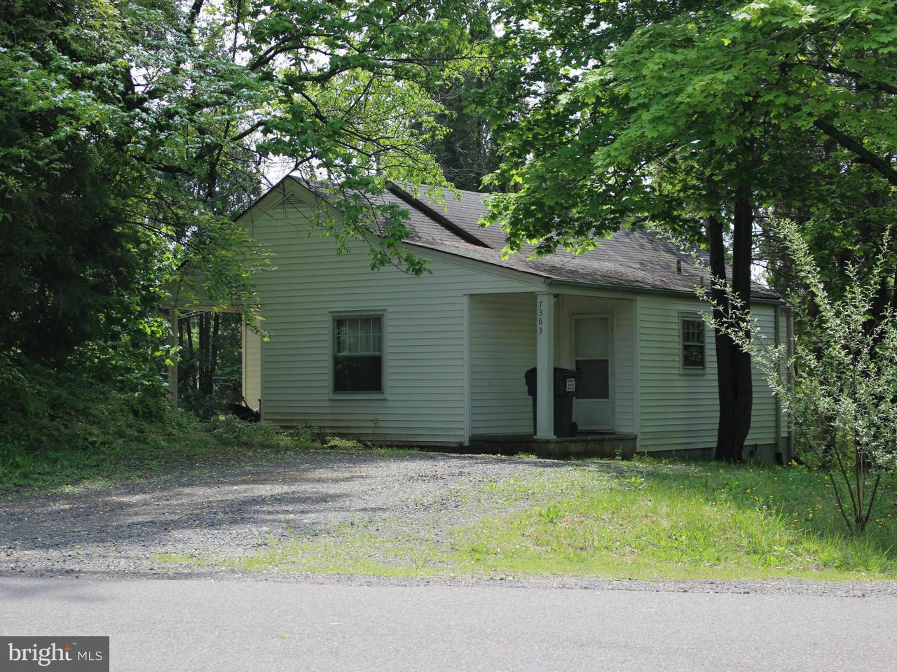 Multi-Family Home for Sale at 6806 JAMES MADISON HWY 6806 JAMES MADISON HWY Warrenton, Virginia 20186 United States
