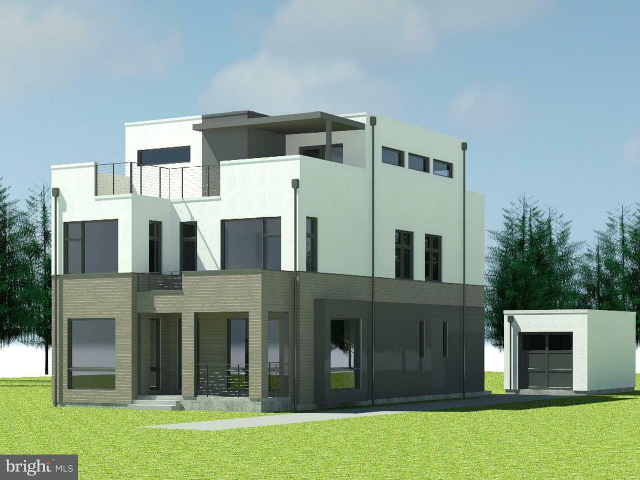 Single Family Home for Sale at 1403 Highland St N 1403 Highland St N Arlington, Virginia 22201 United States