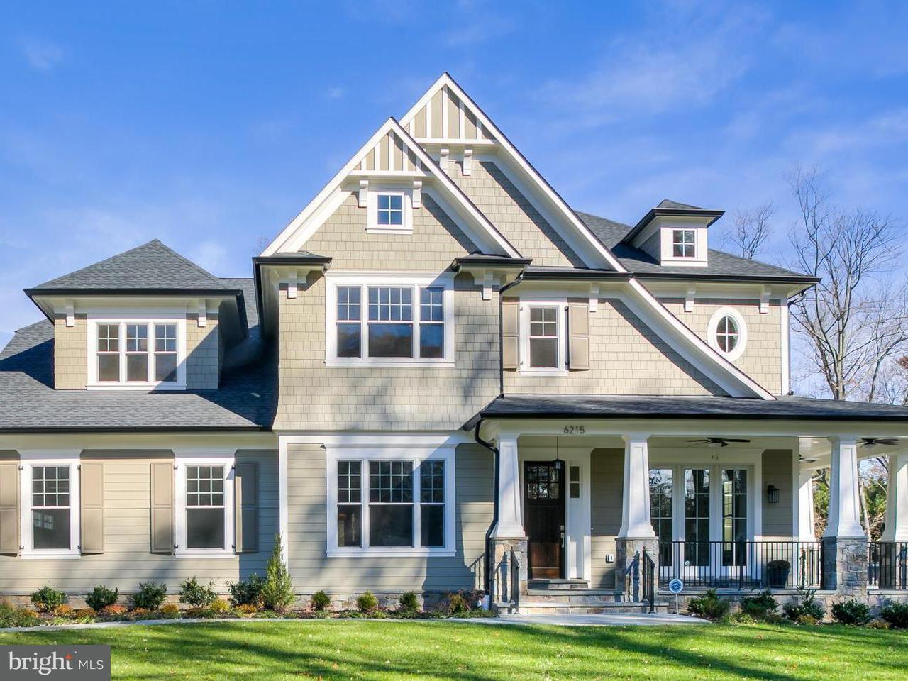 Einfamilienhaus für Verkauf beim 6215 POINDEXTER Lane 6215 POINDEXTER Lane North Bethesda, Maryland 20852 Vereinigte Staaten
