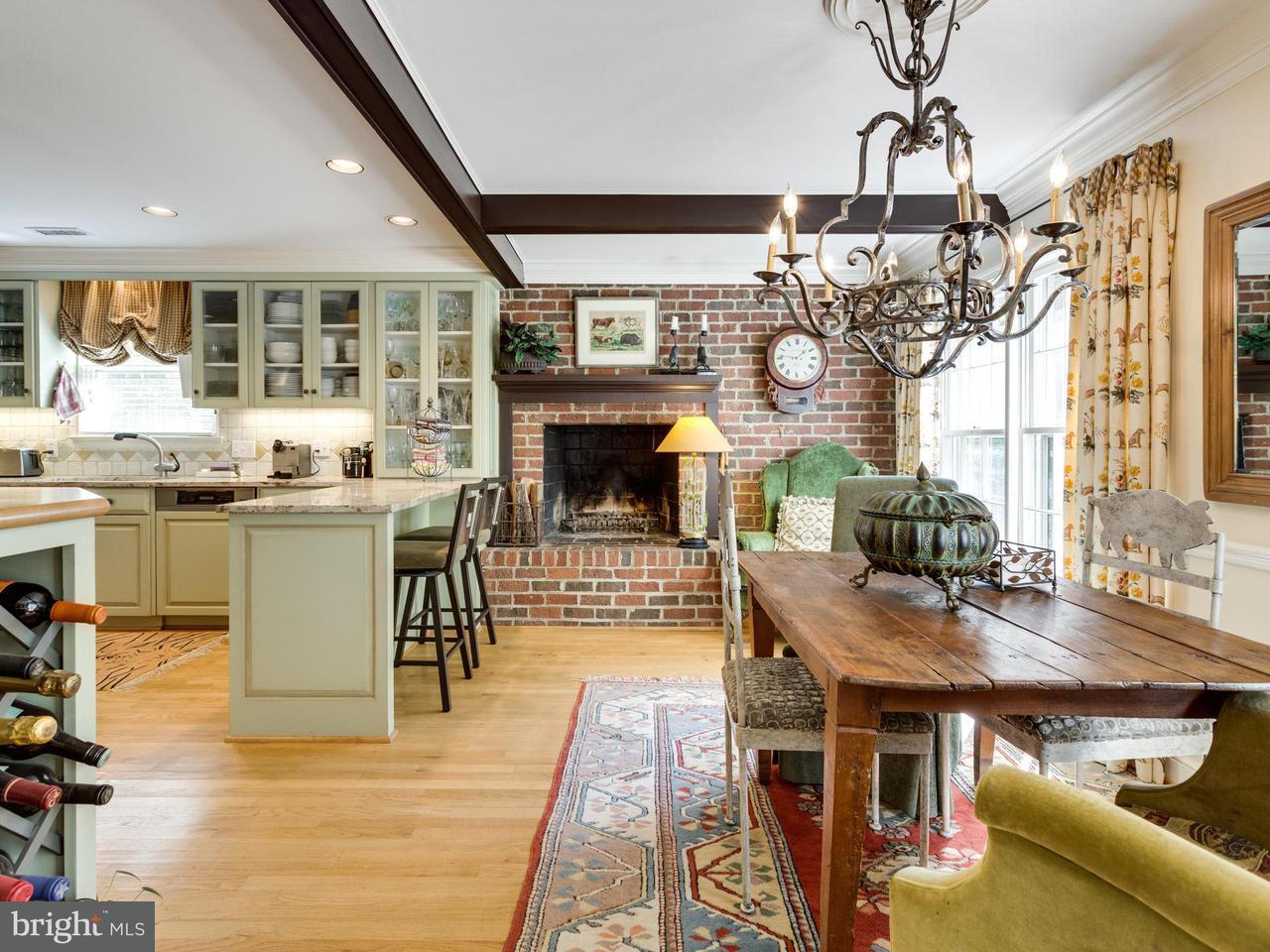 Single Family Home for Sale at 7028 Arbor Lane 7028 Arbor Lane McLean, Virginia 22101 United States