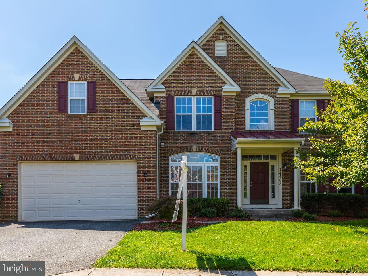Частный односемейный дом для того Продажа на 14408 AUTUMN CREST Road 14408 AUTUMN CREST Road Boyds, Мэриленд 20841 Соединенные Штаты