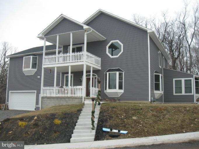 Single Family for Sale at 121 Braddock Hts Frostburg, Maryland 21532 United States