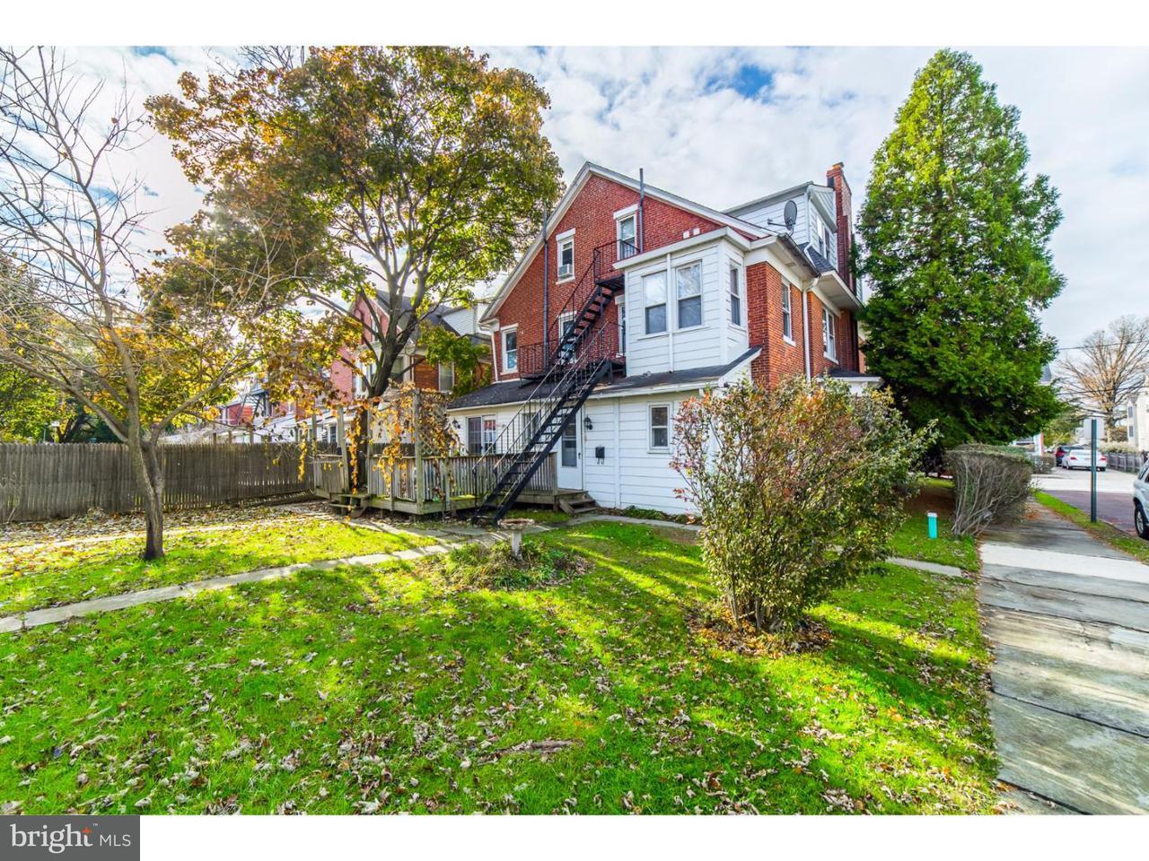 Casa Unifamiliar por un Alquiler en 523 E MONTGOMERY Avenue North Wales, Pennsylvania 19454 Estados Unidos