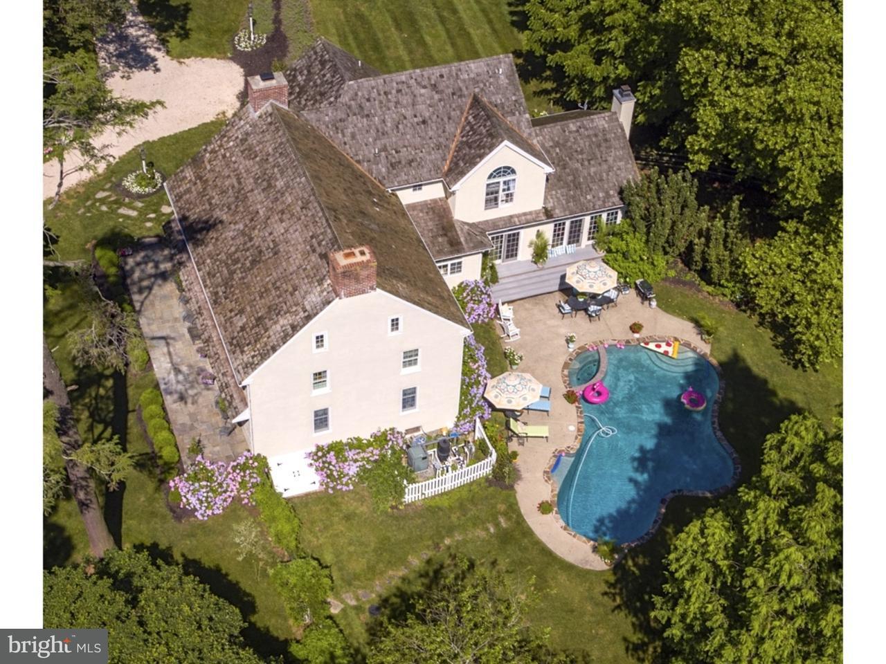 Single Family Home for Sale at 231 E DOE RUN Road Kennett Square, Pennsylvania 19348 United States