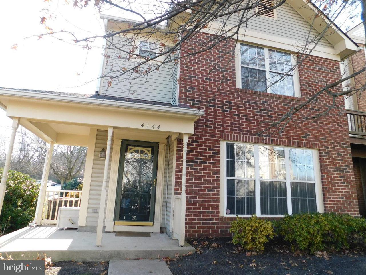 Other Residential for Rent at 4144 Hunters Hill Cir Randallstown, Maryland 21133 United States