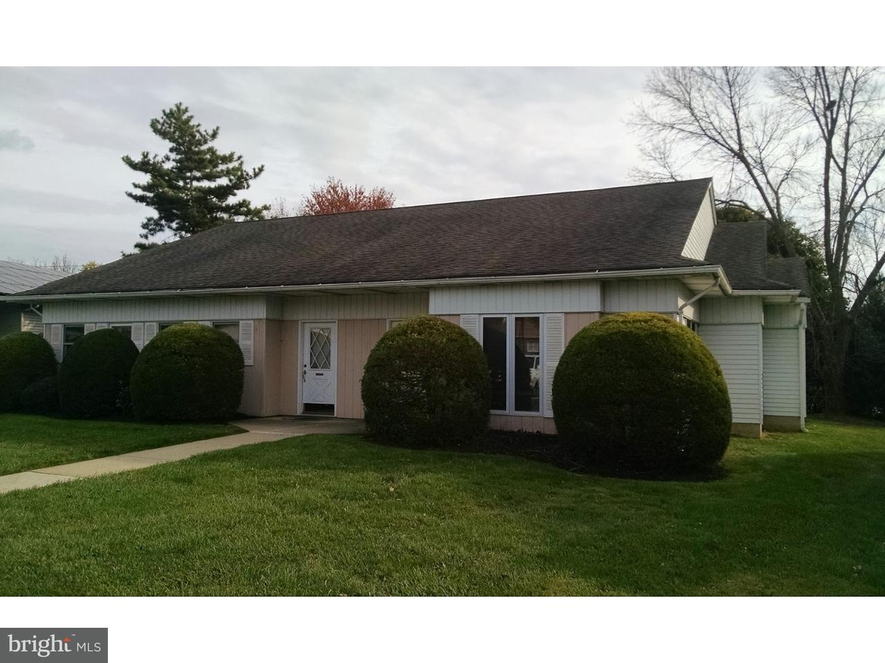 Single Family Home for Sale at 2131 ROUTE 33 Hamilton, New Jersey 08690 United StatesMunicipality: Hamilton Township