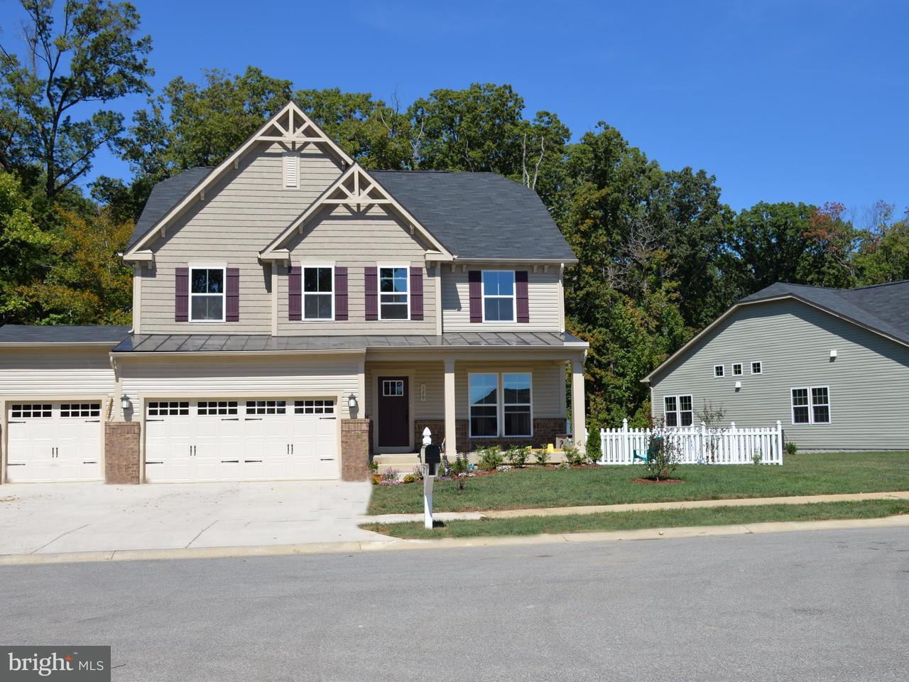 一戸建て のために 売買 アット 1006 FLORETTY Court 1006 FLORETTY Court Severn, メリーランド 21144 アメリカ合衆国