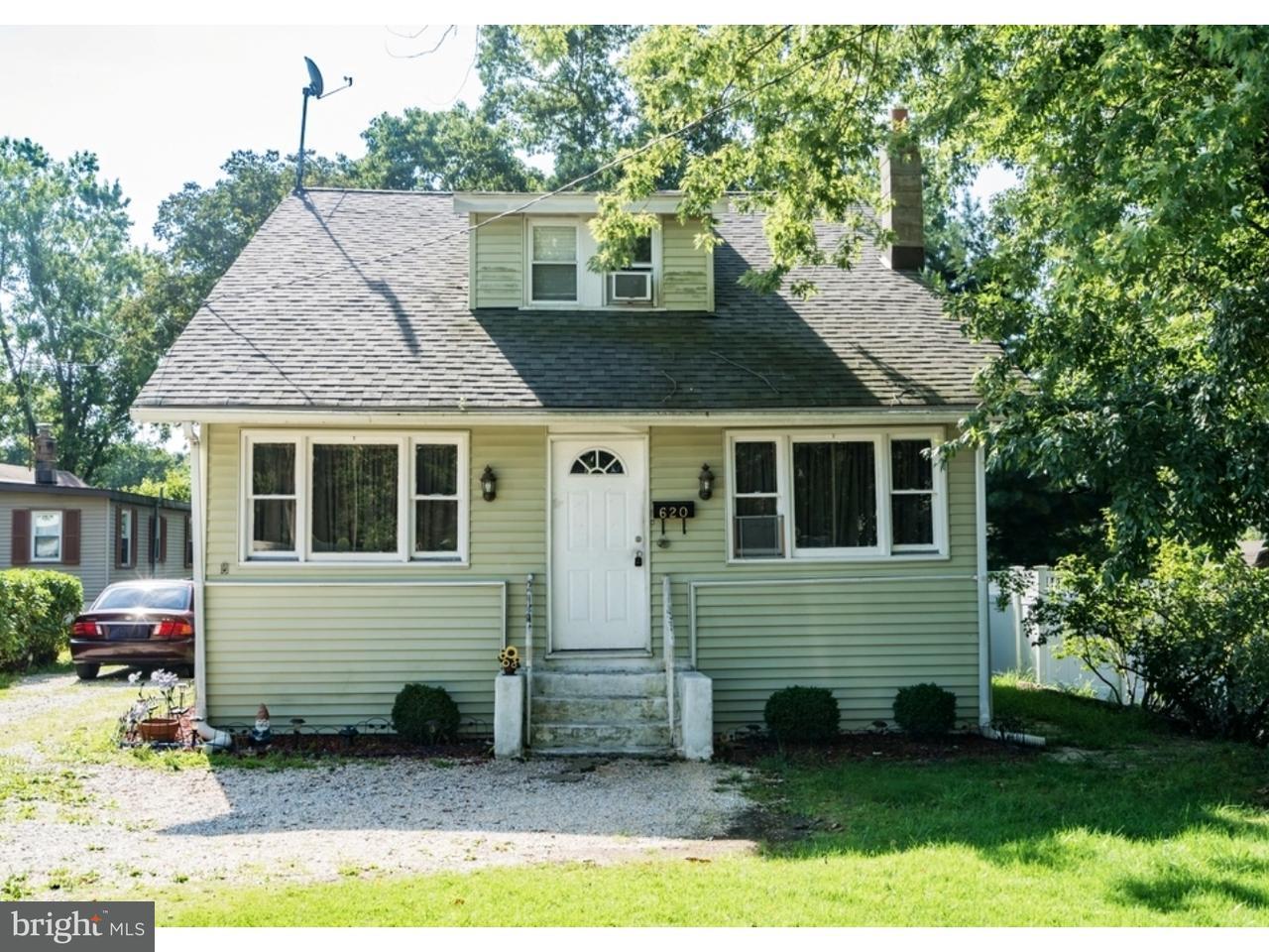 独户住宅 为 出租 在 620 LINE Street Hammonton, 新泽西州 08037 美国