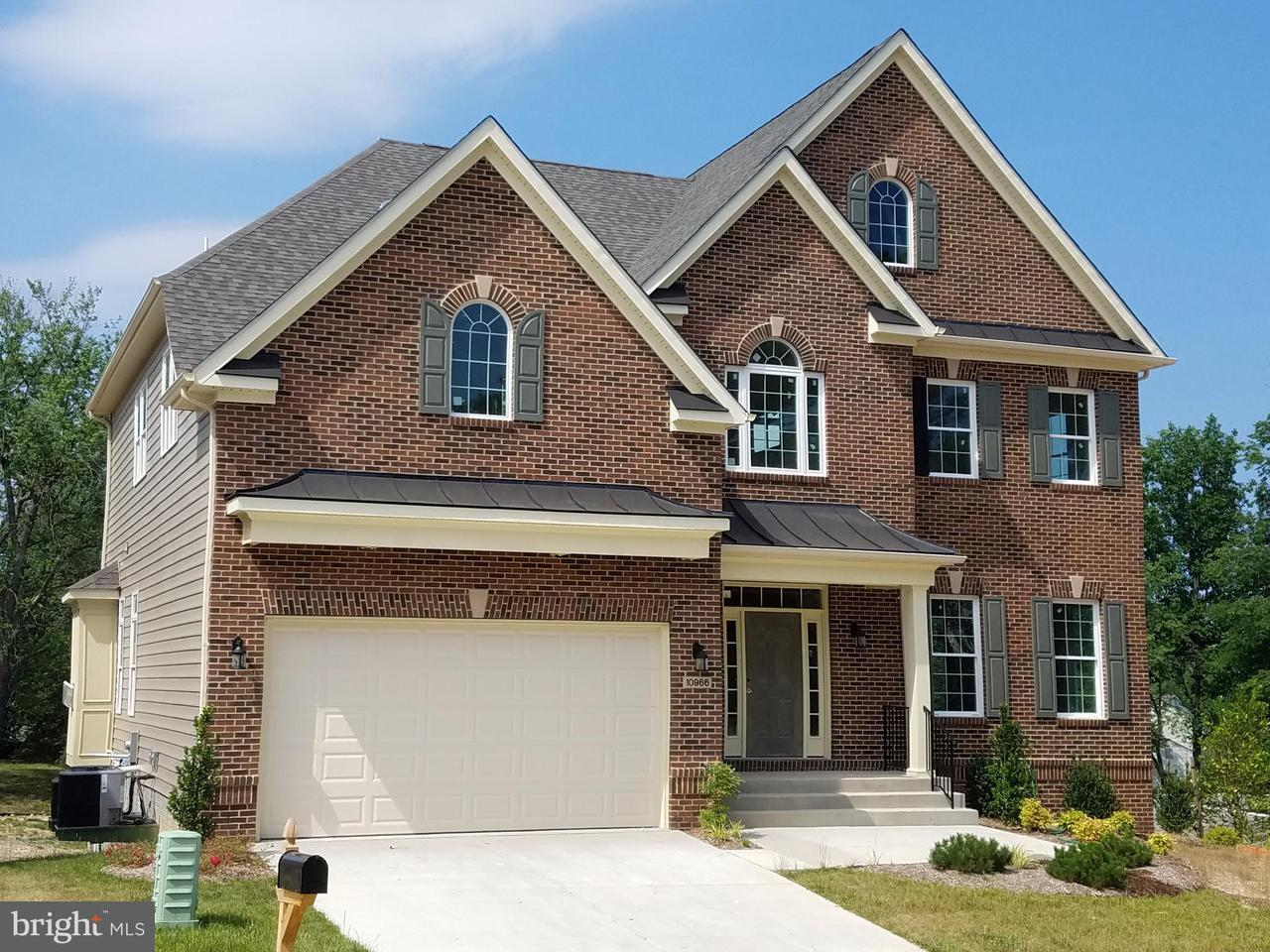 Single Family Home for Sale at 10966 THOMPSONS CREEK Circle 10966 THOMPSONS CREEK Circle Fairfax Station, Virginia 22039 United States