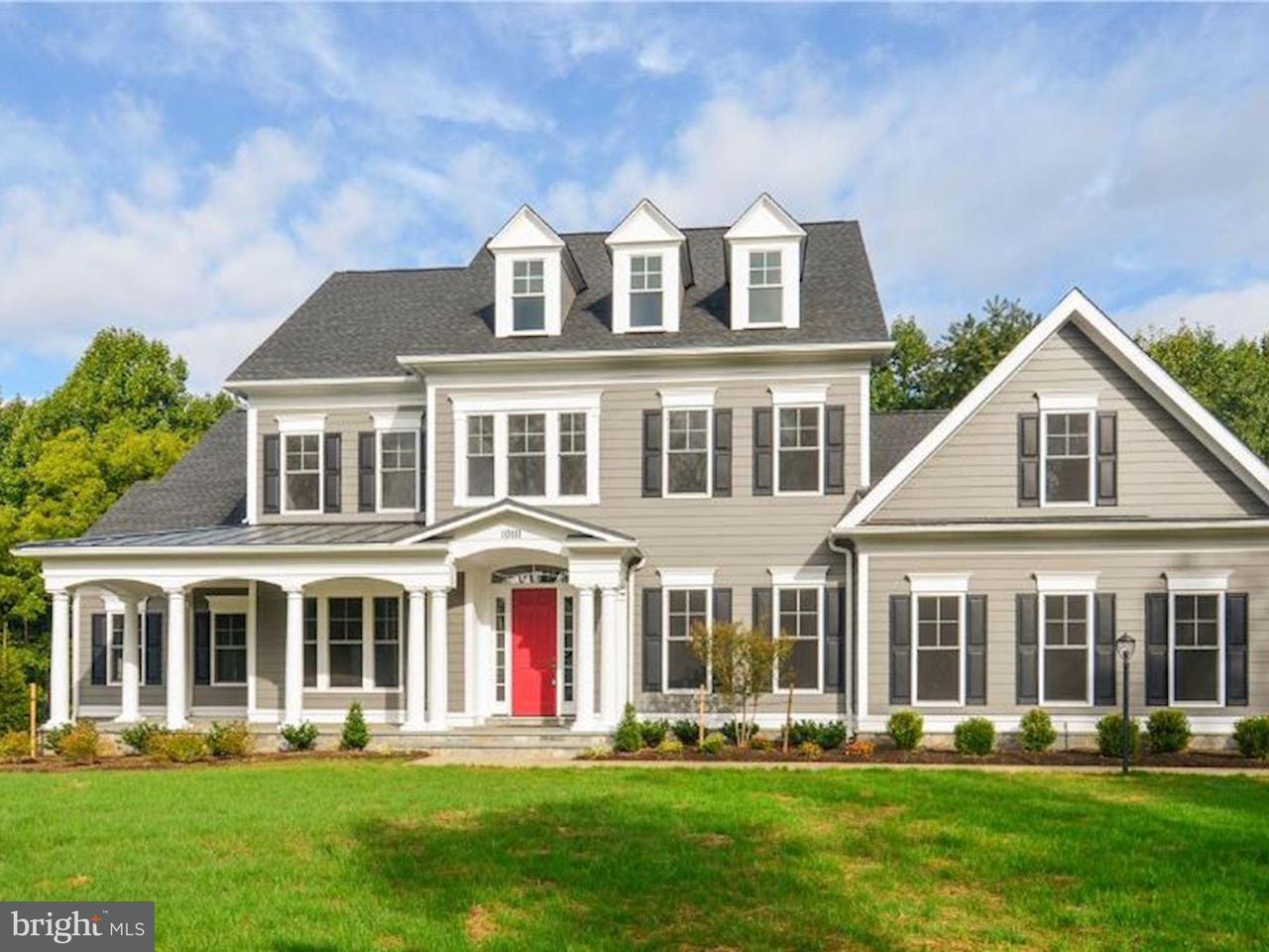 Casa Unifamiliar por un Venta en 12410 All Daughters Lane 12410 All Daughters Lane Highland, Maryland 20777 Estados Unidos
