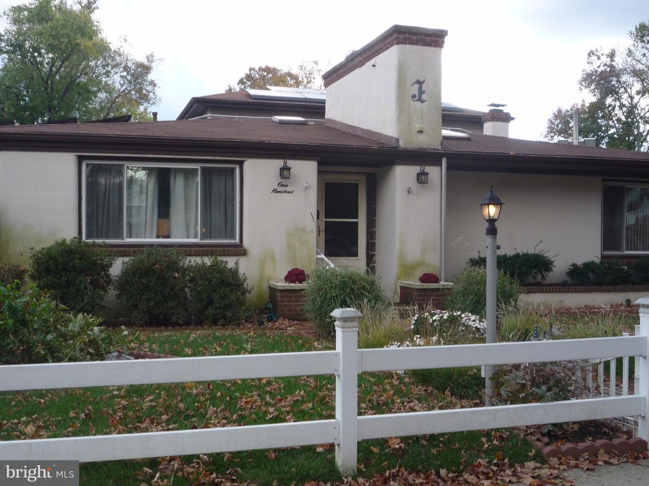 Casa Unifamiliar por un Venta en 100 E LINWOOD Avenue Maple Shade, Nueva Jersey 08052 Estados Unidos