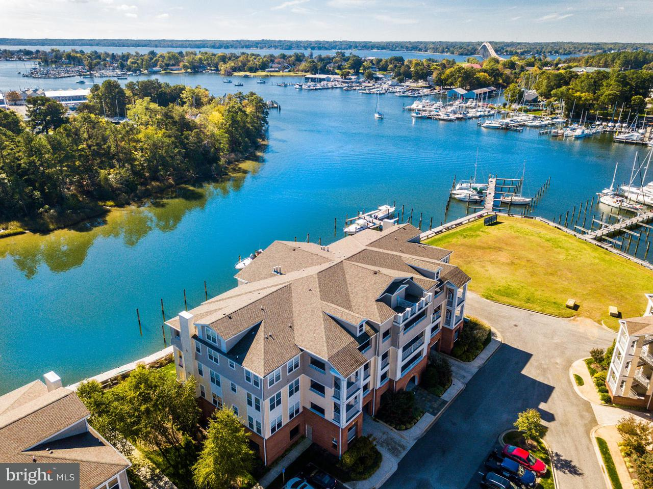 Single Family for Sale at 800 Oyster Bay Place #814 Dowell, Maryland 20629 United States