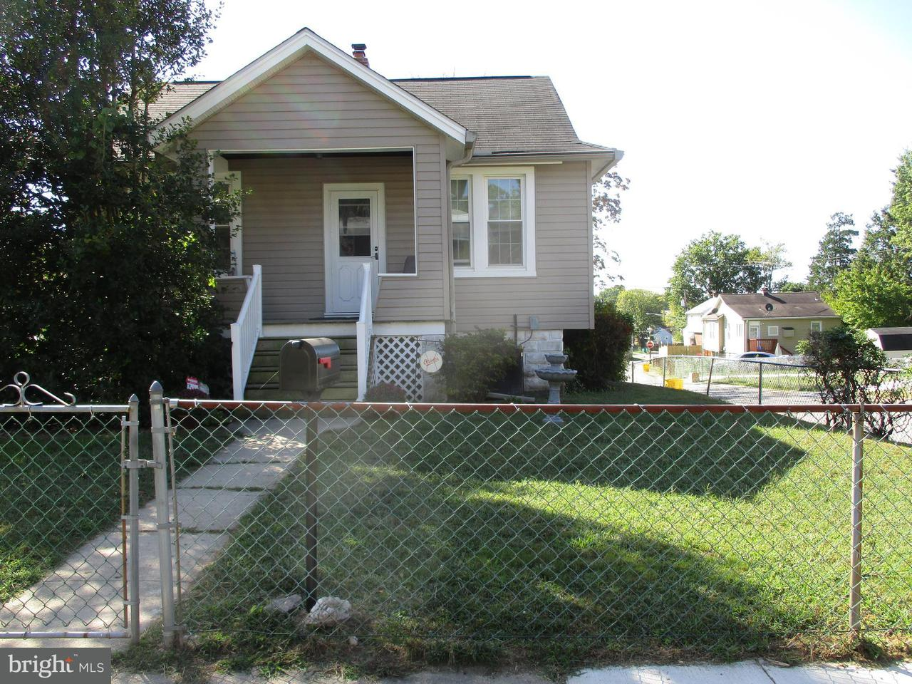 Single Family for Sale at 2801 Hemlock Ave Baltimore, Maryland 21214 United States