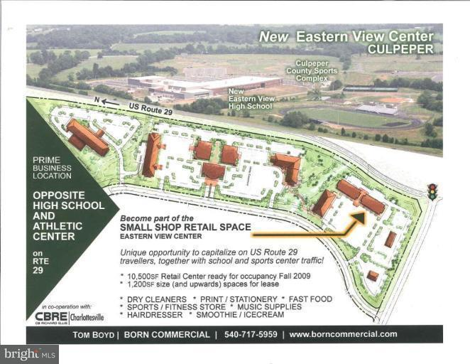 Land for Sale at BENNETT Drive BENNETT Drive Culpeper, Virginia 22701 United States