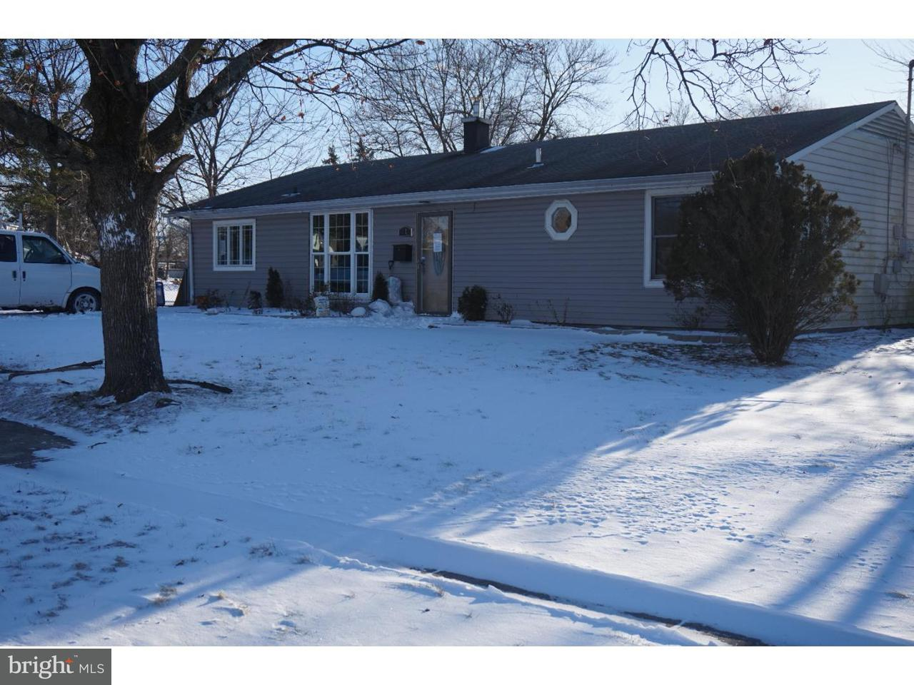 Single Family Home for Rent at 52 INKBERRY Road Levittown, Pennsylvania 19057 United States