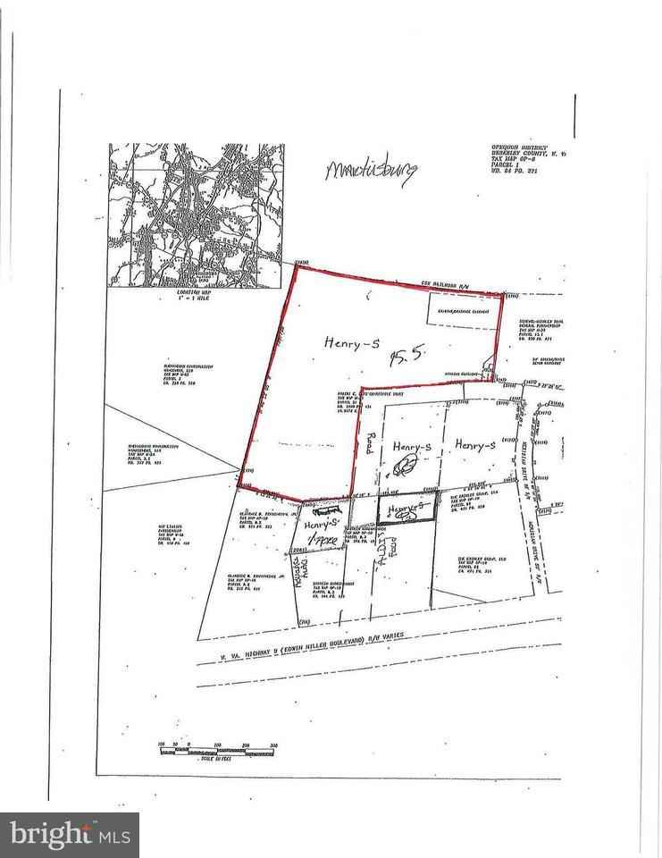 Land für Verkauf beim 31 Meridian Pkwy 31 Meridian Pkwy Martinsburg, West Virginia 25404 Vereinigte Staaten