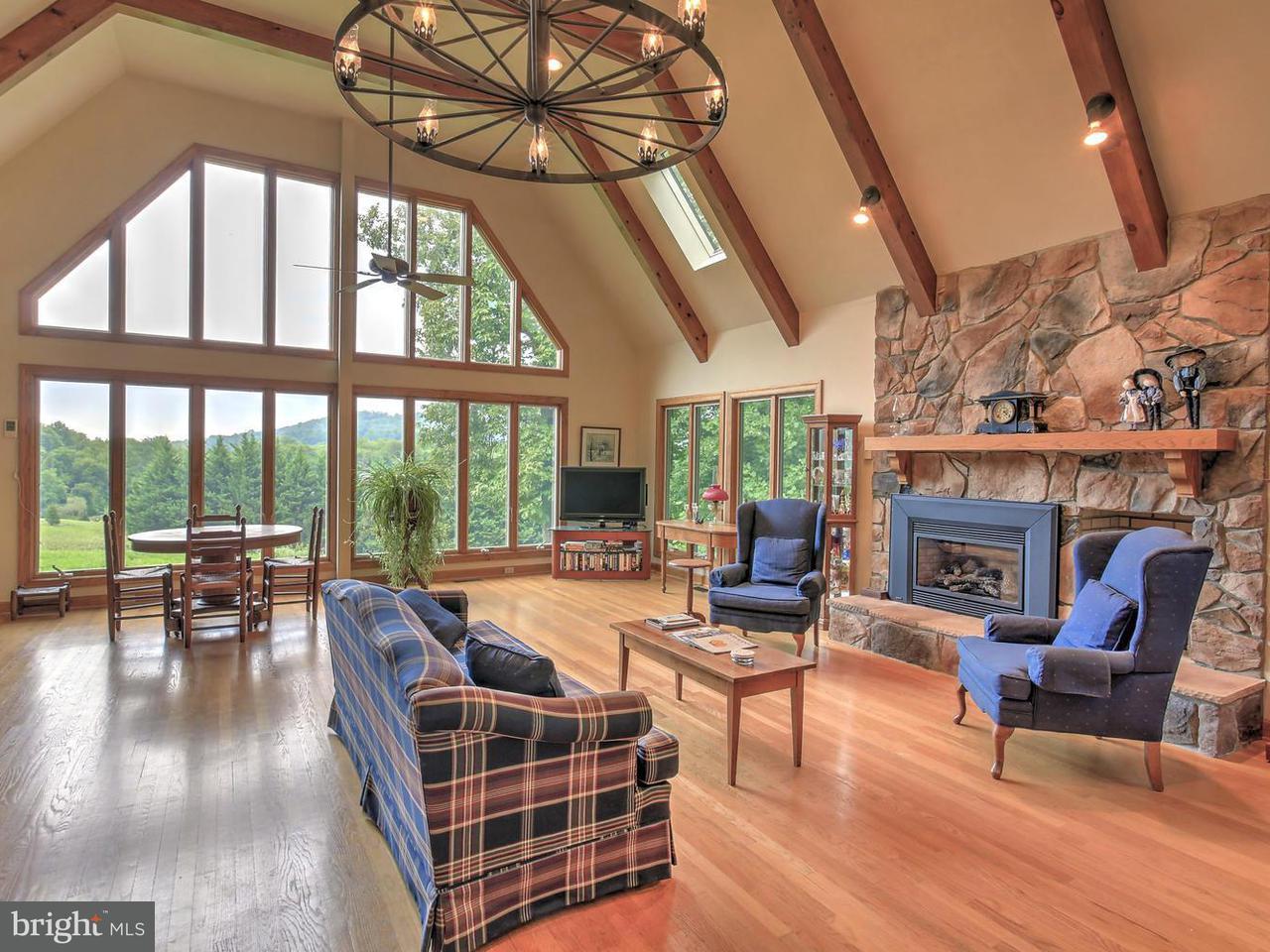 獨棟家庭住宅 為 出售 在 19271 BRIAR PATCH Drive 19271 BRIAR PATCH Drive Gordonsville, 弗吉尼亞州 22942 美國