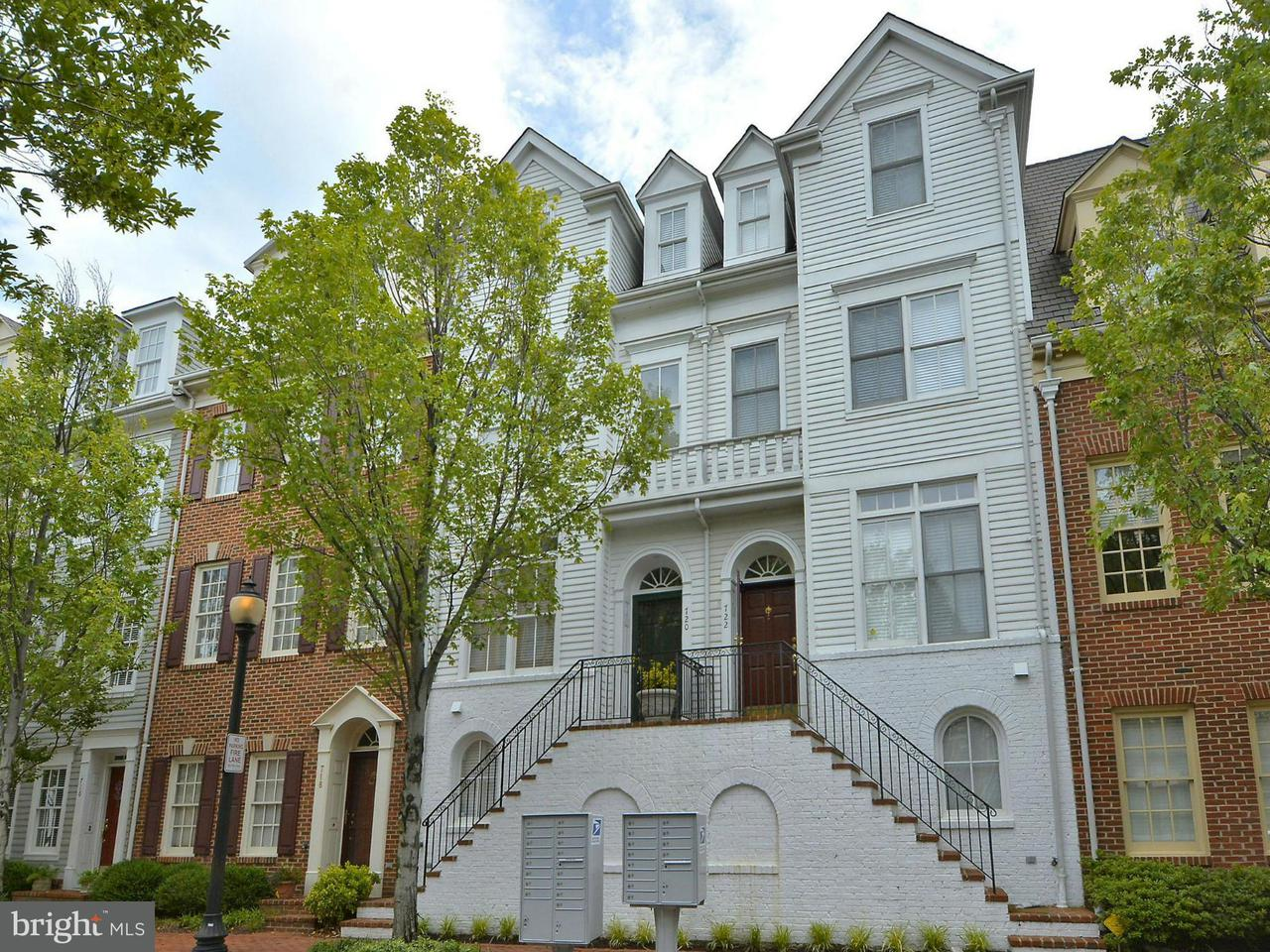 Townhouse for Sale at 720 BATTERY Place 720 BATTERY Place Alexandria, Virginia 22314 United States