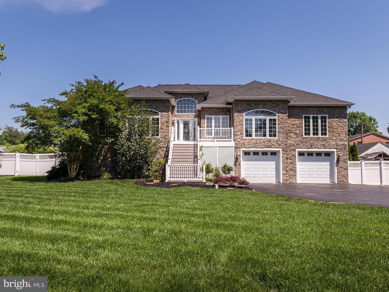 Maison unifamiliale pour l Vente à 3427 EDWARDS Lane 3427 EDWARDS Lane Middle River, Maryland 21220 États-Unis