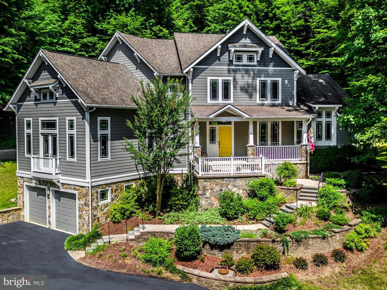 Einfamilienhaus für Verkauf beim 711 RACE Road 711 RACE Road Ellicott City, Maryland 21043 Vereinigte Staaten