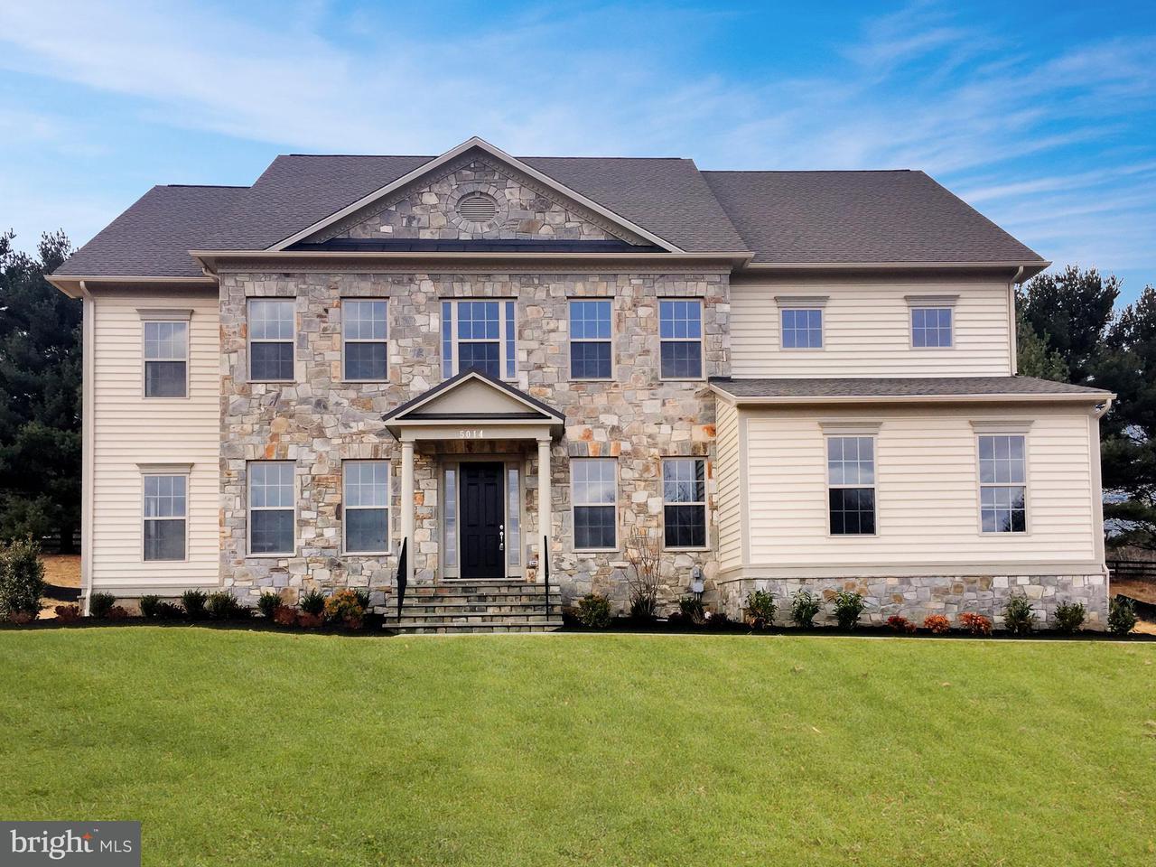 Maison unifamiliale pour l Vente à 5014 GAITHERS CHANCE Drive 5014 GAITHERS CHANCE Drive Clarksville, Maryland 21029 États-Unis