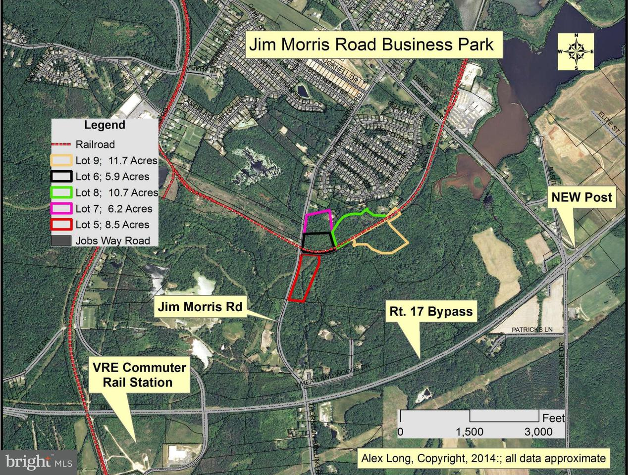 Land for Sale at JOBS WAY JOBS WAY Fredericksburg, Virginia 22408 United States