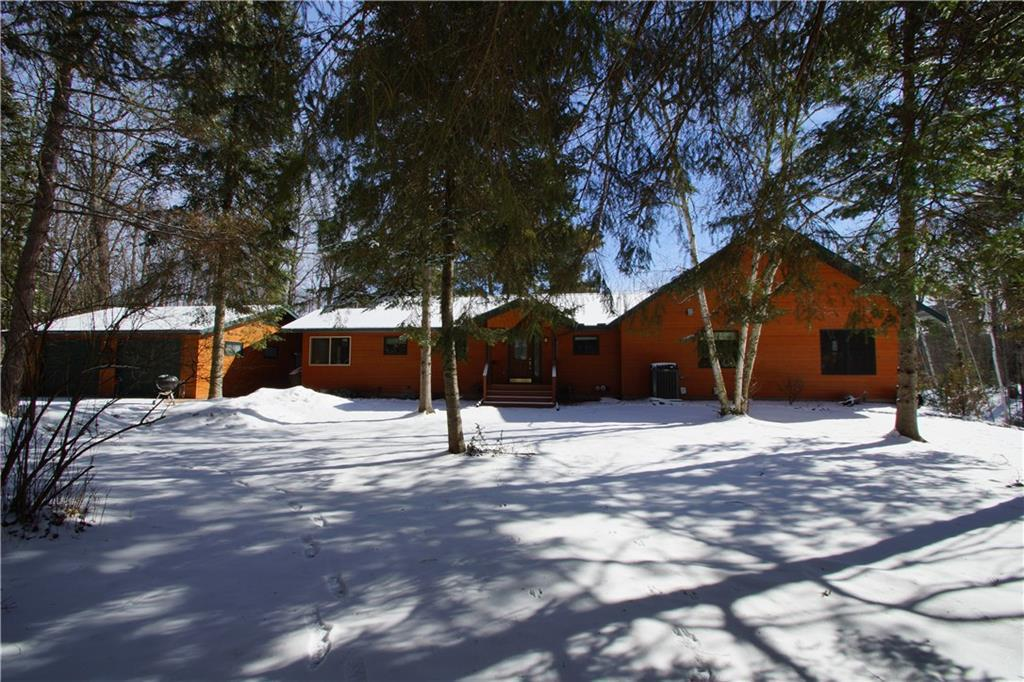 View Single-Family Home For Sale at 12876 Balsam Road, HAYWARD, WI