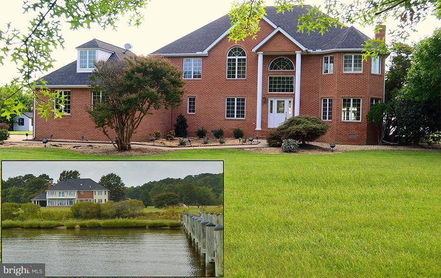 Частный односемейный дом для того Продажа на 200 FANTASY Lane 200 FANTASY Lane Stevensville, Мэриленд 21666 Соединенные Штаты