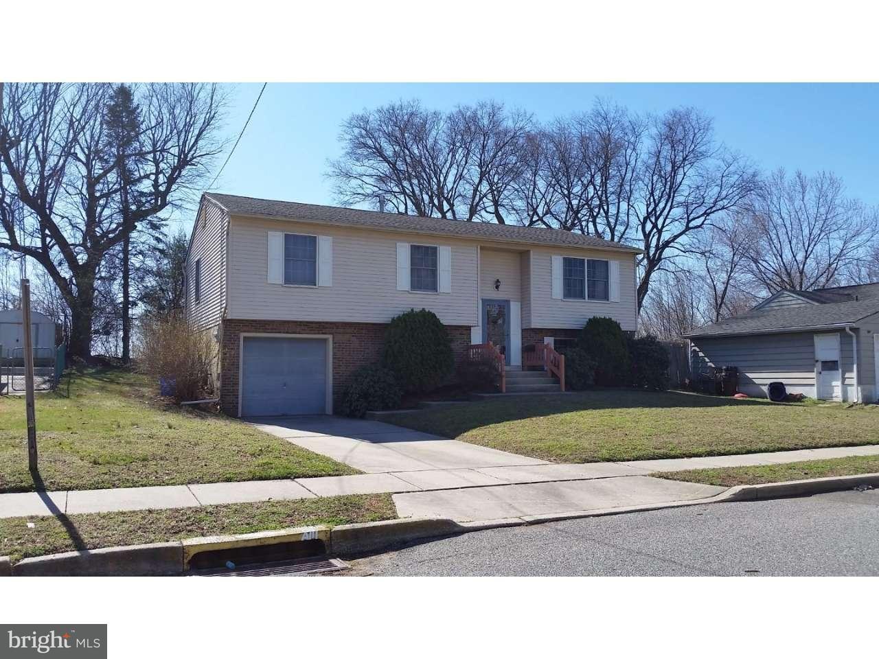 Частный односемейный дом для того Продажа на 396 LEAF Avenue Bellmawr, Нью-Джерси 08031 Соединенные Штаты
