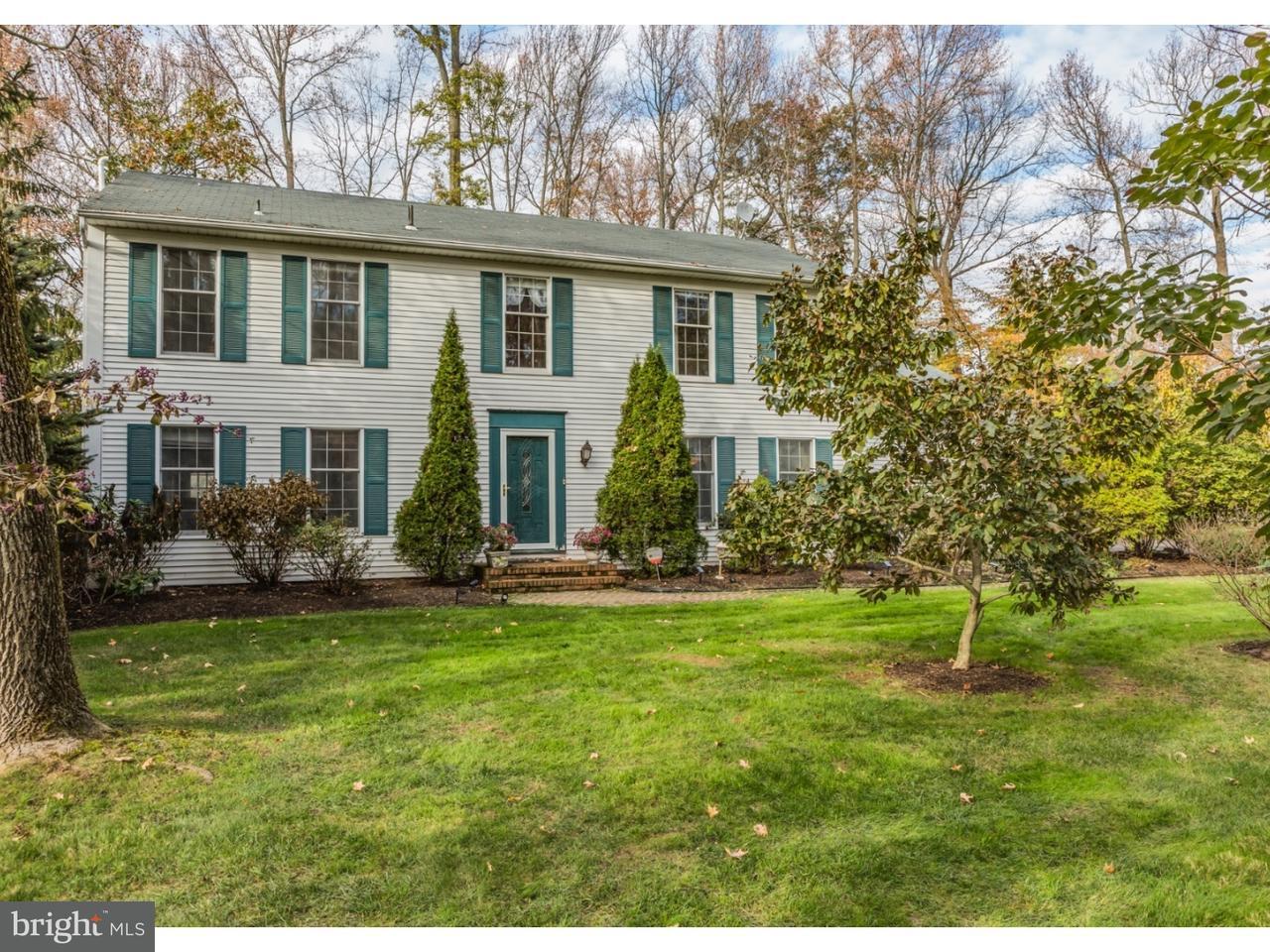 Casa Unifamiliar por un Venta en 24 BALSAM Court Lawrenceville, Nueva Jersey 08648 Estados UnidosEn/Alrededor: Lawrence Township