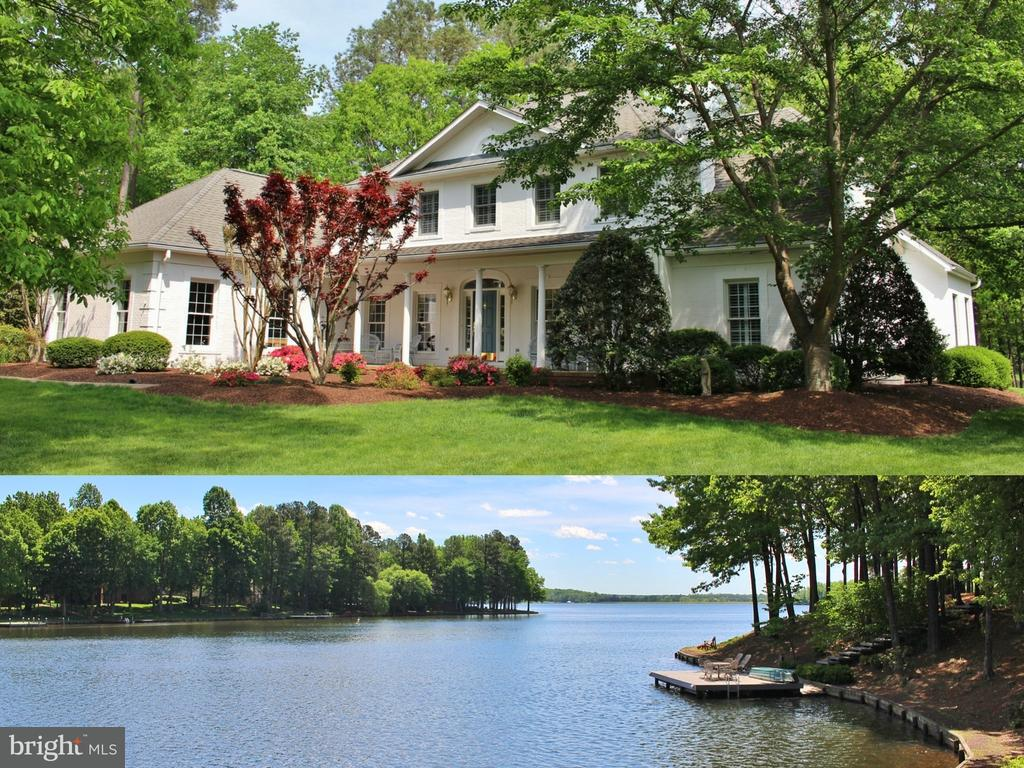 Vivienda unifamiliar por un Venta en 11403 BOATHOUSE PT 11403 BOATHOUSE PT Spotsylvania, Virginia 22551 Estados Unidos