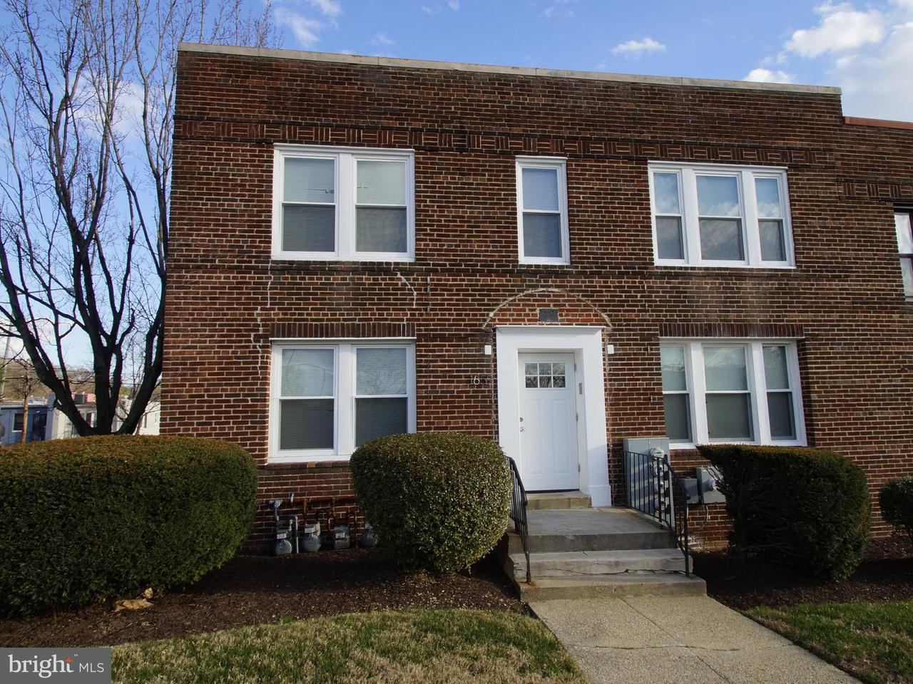 Multi-Family Home for Sale at 1659 HOLBROOK ST NE 1659 HOLBROOK ST NE Washington, District Of Columbia 20002 United States