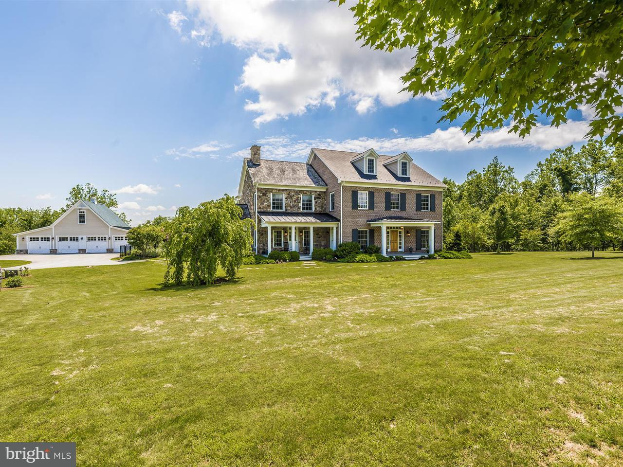 農場 為 出售 在 15811 Sugarland Road 15811 Sugarland Road Poolesville, 馬里蘭州 20837 美國