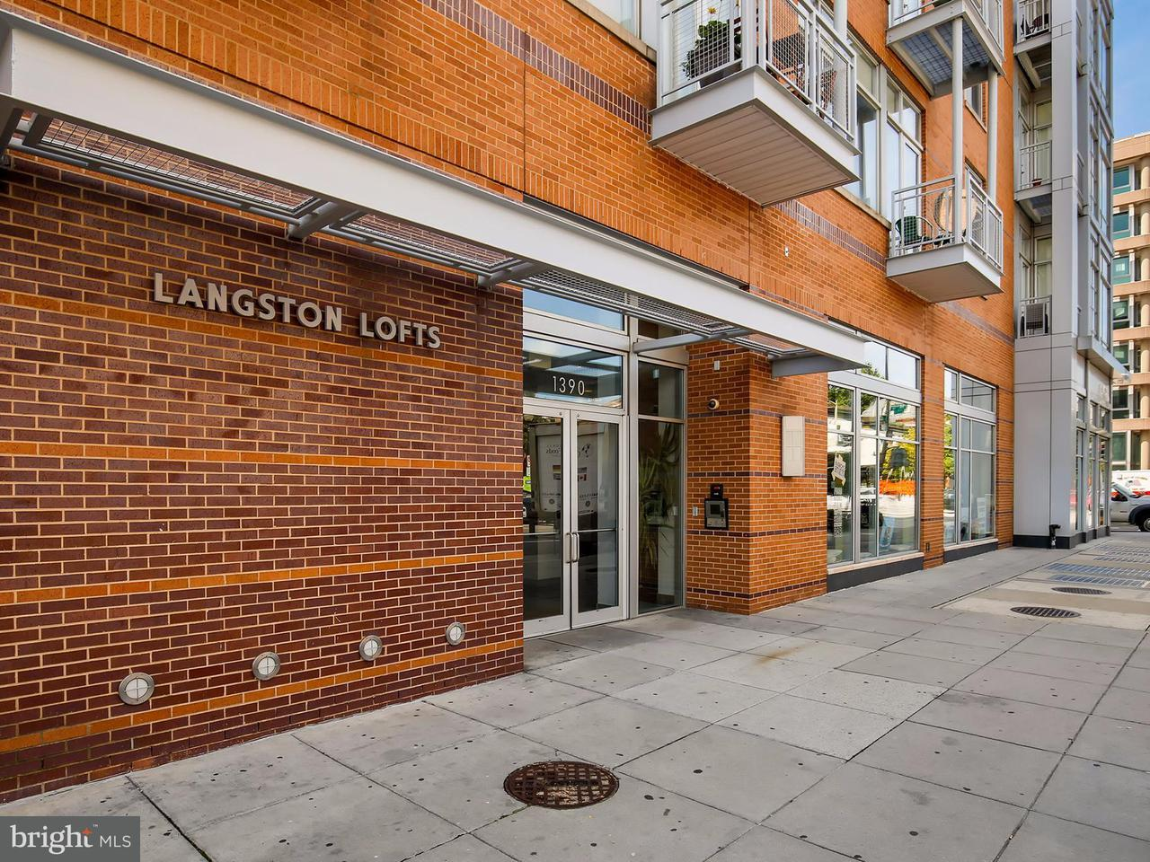 Single Family Home for Sale at 1390 V ST NW #203 1390 V ST NW #203 Washington, District Of Columbia 20009 United States