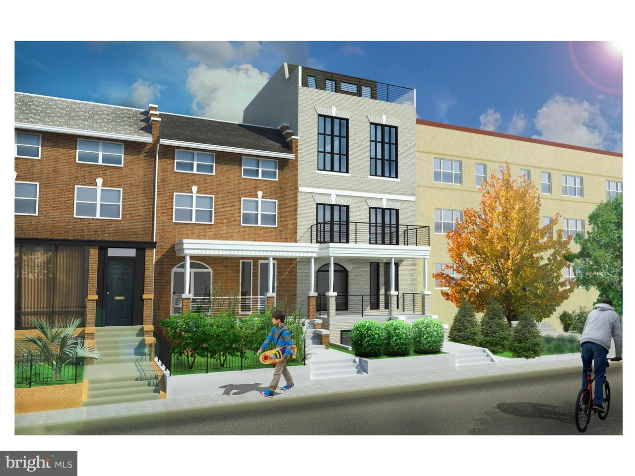 Townhouse for Sale at 1443 Euclid St Nw 1443 Euclid St Nw Washington, District Of Columbia 20009 United States