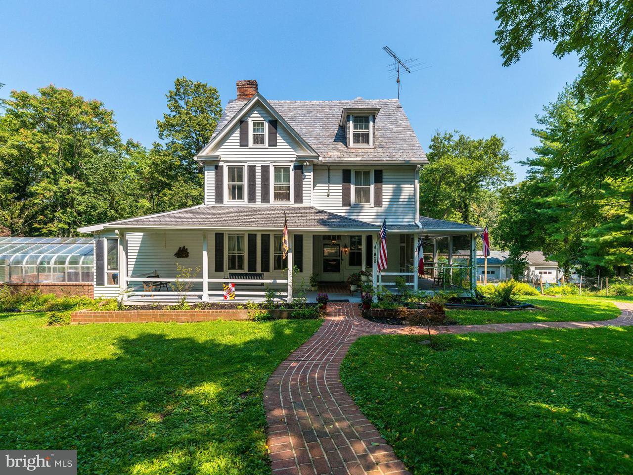 一戸建て のために 売買 アット 1820 COTTAGE Lane 1820 COTTAGE Lane Stevenson, メリーランド 21153 アメリカ合衆国