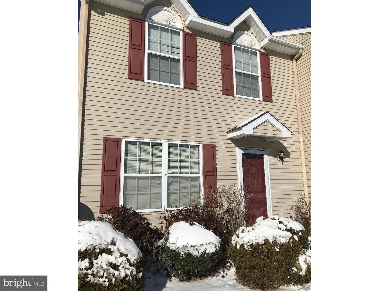 Townhouse for Rent at 4008 TALL PNES Pine Hill, New Jersey 08021 United States