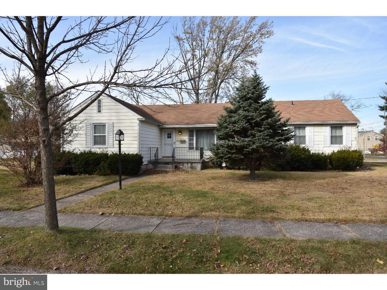 Частный односемейный дом для того Продажа на 501 W 2ND Street Palmyra, Нью-Джерси 08065 Соединенные Штаты
