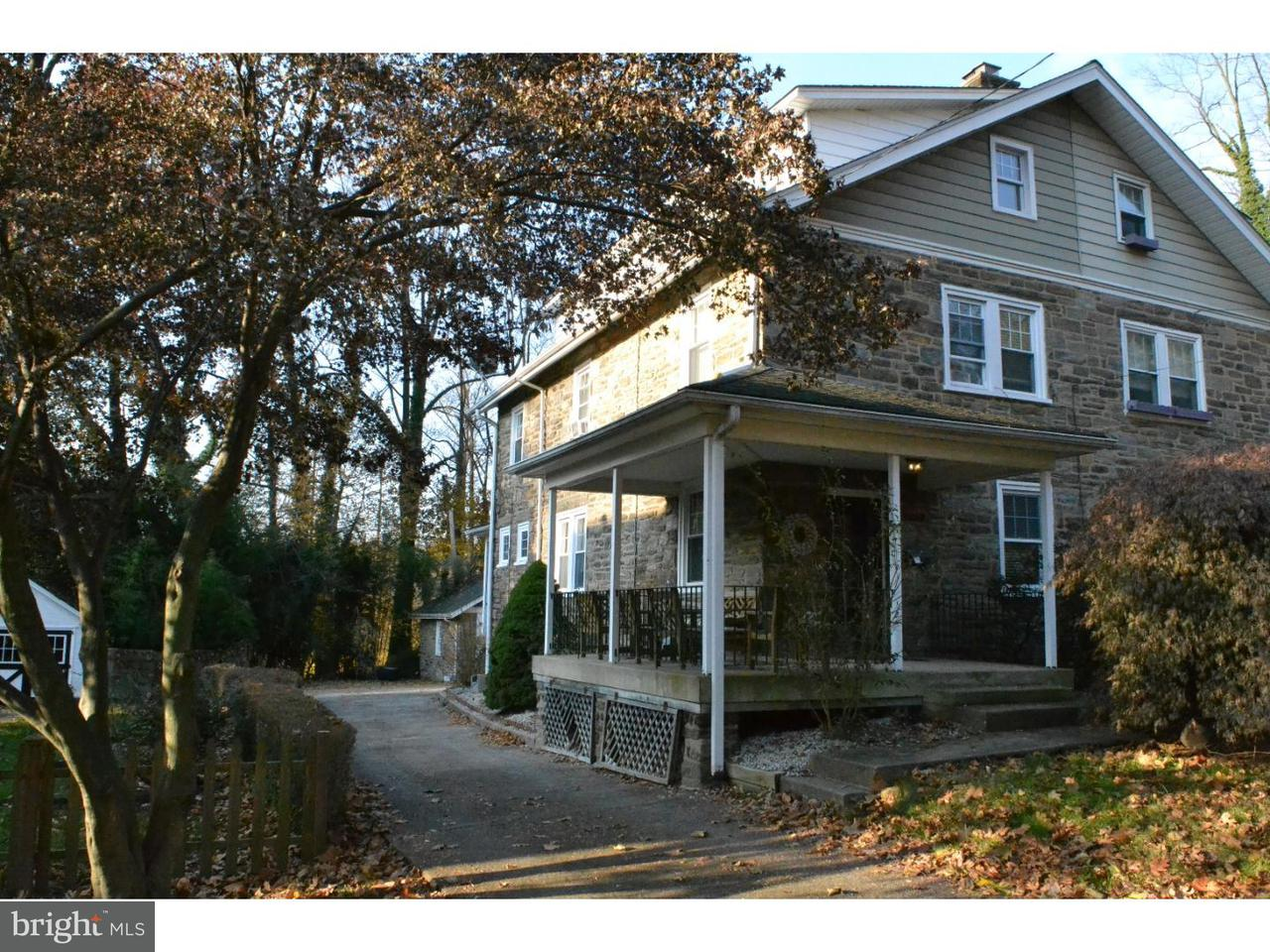 Townhouse for Rent at 141 TOWNSHIP LINE Road Jenkintown, Pennsylvania 19046 United States