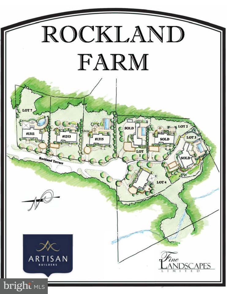 Land for Sale at Rockland Ter McLean, Virginia 22101 United States