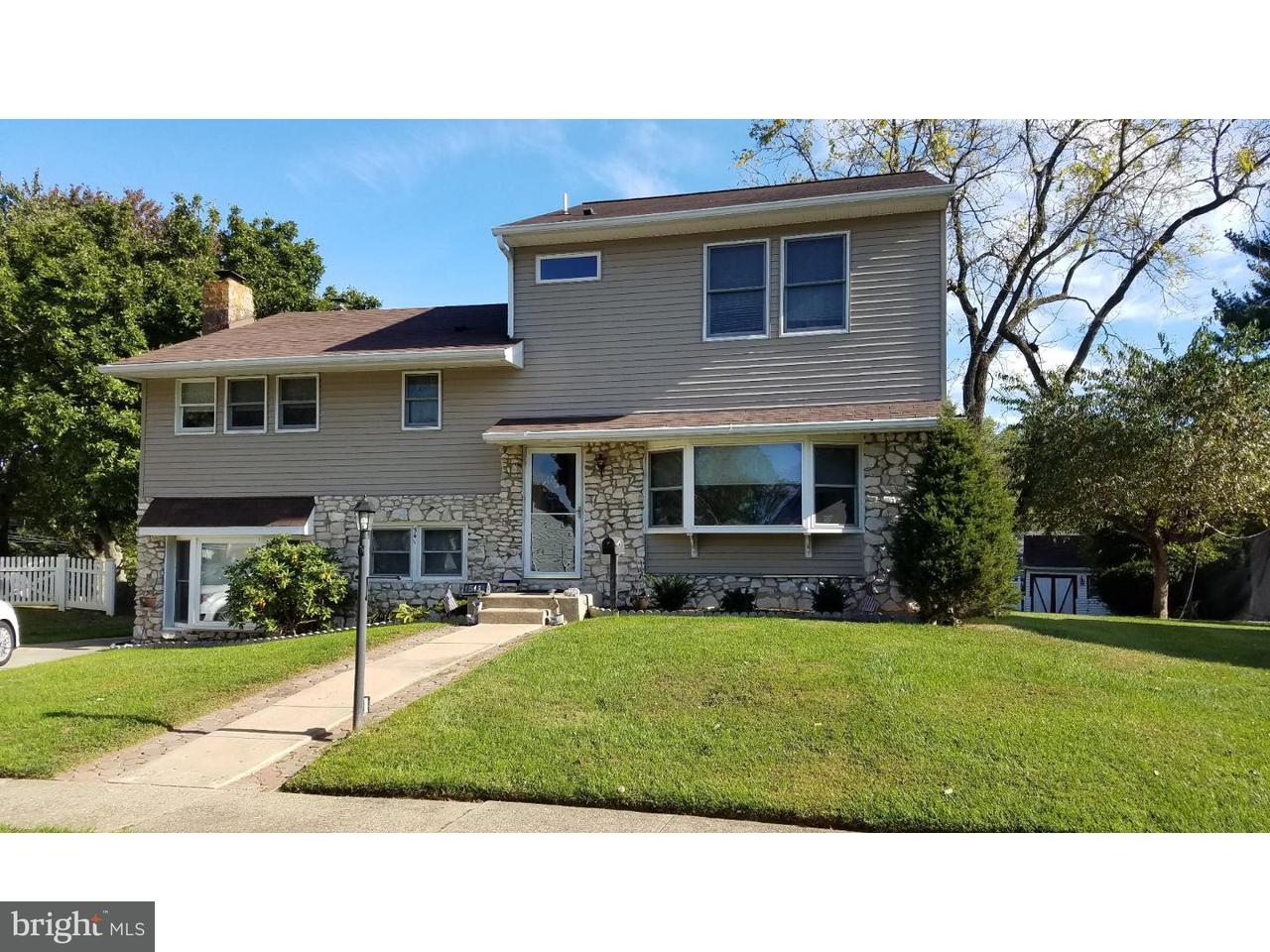 Частный односемейный дом для того Продажа на 541 CLARISSA Avenue Penndel, Пенсильвания 19047 Соединенные Штаты