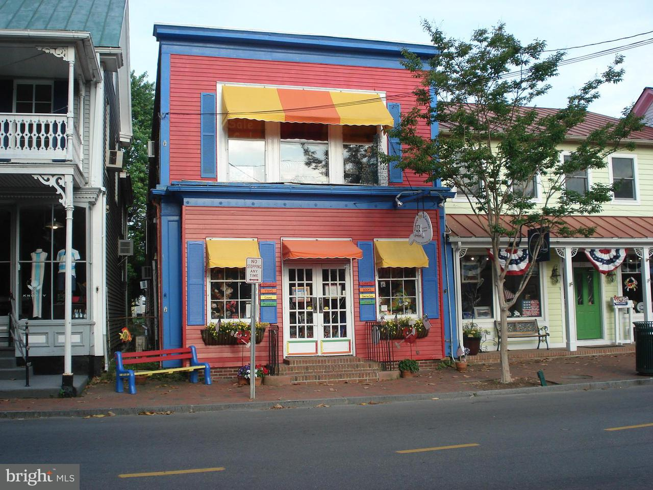 Commercial for Sale at 212 Talbot St St. Michaels, Maryland 21663 United States